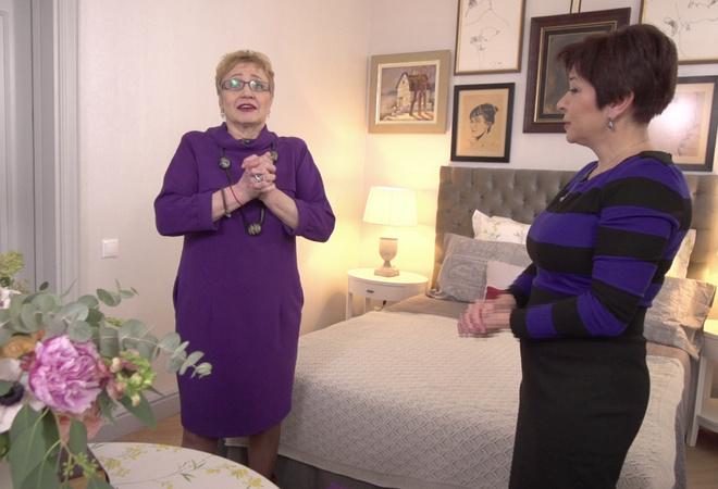 Нина Русланова и Наталья Барбье фото