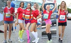 Самые длинные ножки марафона «Европа-Азия»