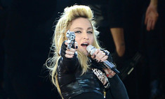 Мадонне могут запретить въезд в Россию