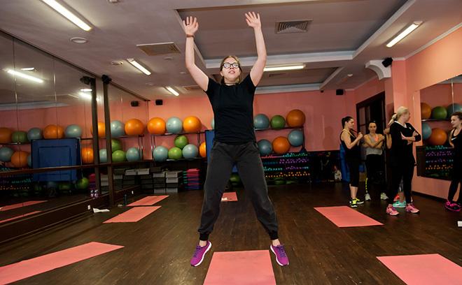 Упражнения для похудения: бурпи