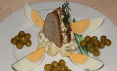 К новогоднему столу: такого оливье вы еще не пробовали!