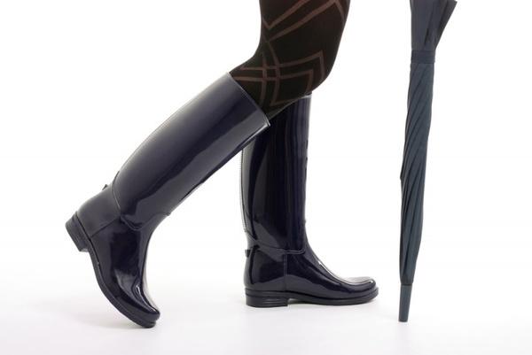 Женские резиновые сапоги хантер купить в