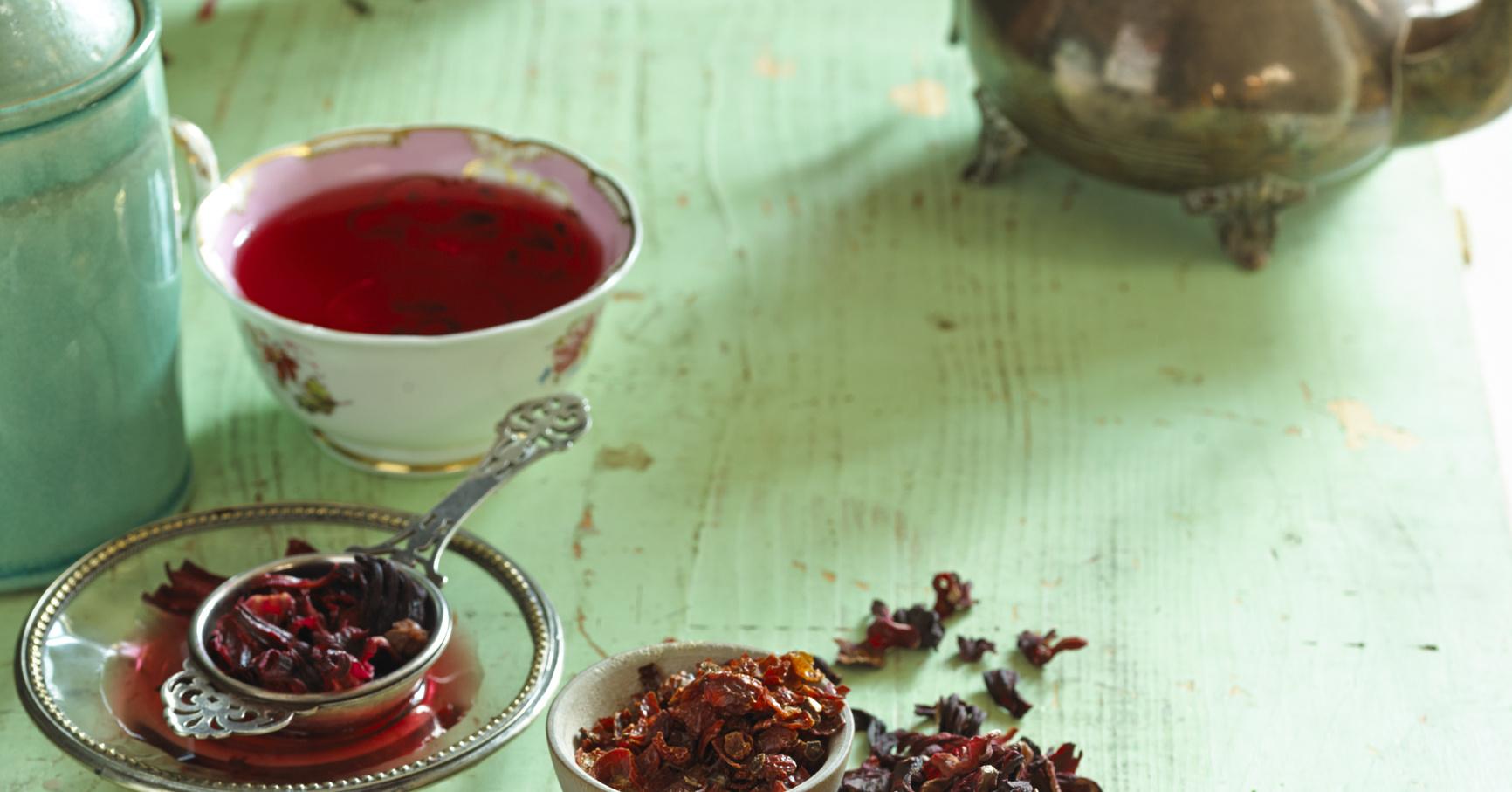 Как за варить чай с шиповником