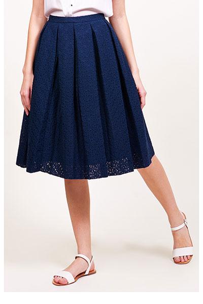 Капсульный гардероб - юбка клеш