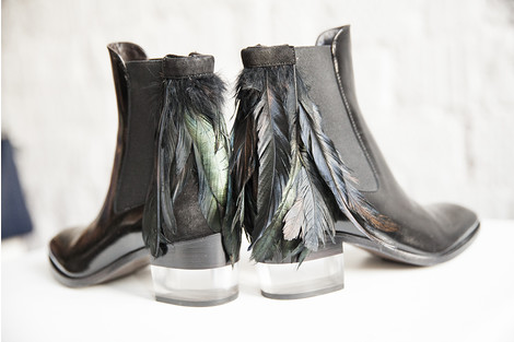 Ботинки, Attilio Giusti Leombruni, 21 900 руб.