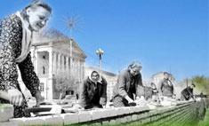 28 уникальных фото послевоенного Сталинграда