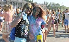 Фестиваль красок в Новосибирске: найди себя на фото!