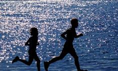 Активная тренировка способствует сжиганию калорий в течение всего дня