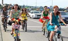 Иркутские леди на велосипеде: найди себя