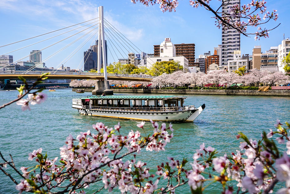 Осака, Япония самые безопасные города мира