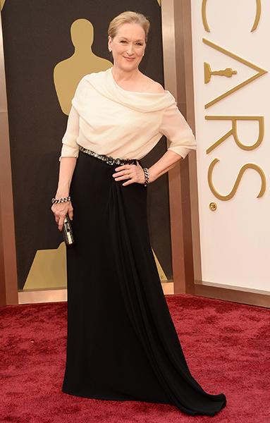 "Мэрил Стрип на ""Оскаре""-2014"