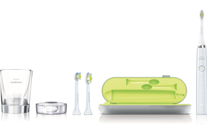 Зубная щетка DiamondClean HX9332 от Philips