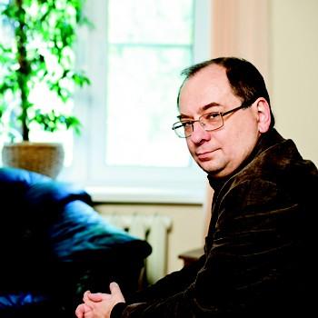 Александр Черников, семейный психотерапевт. «Я старался противостоять бессмысленности»
