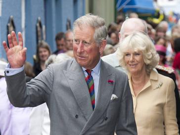 Принц Чарльз, Леди Ди и Камилла Паркер - самый роковый любовный треугольник