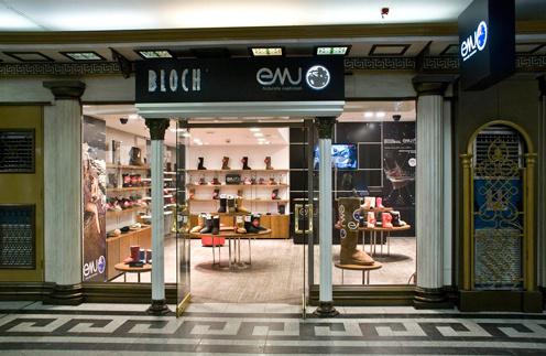 """В """"Охотоном ряду"""" открылся новый магазин EMU Australia & Bloch"""