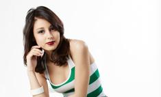Модные советы: с чем носить длинную зеленую юбку