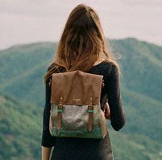 Спину прямо: 10 самых модных кожаных рюкзаков