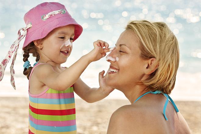 Отпуск с ребенком: советы