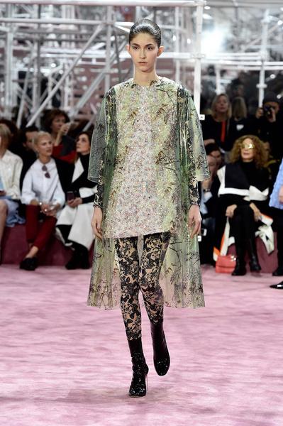Показ Dior Haute Couture   галерея [1] фото [16]