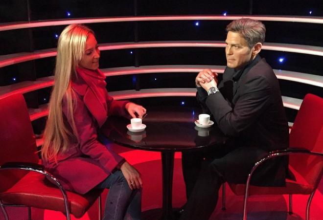 Ольга Бузова и Джон Клуни: фото