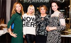 Лариса Вербицкая, Екатерина Стриженова и другие звезды на юбилее Dessange