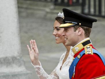 Принц Уильям (Prince William) вместе с женой поселится в одном из дворцов Лондона
