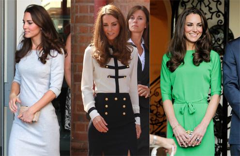 Кейт Миддлтон (Kate Middleton) - икона делового стиля