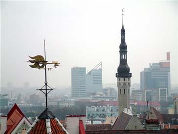 Таллин - культурная столица Европы в 2011 году