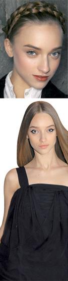 Польская модель МАРСЕЛИНА СОВА уже успела стать лицом аромата YSL под названием Young Sexy Lovely.