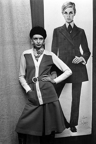 Твигги, 1968 год
