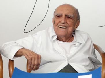 Оскар Нимейер (Oscar Niemeyer) прекрасно себя чувствует