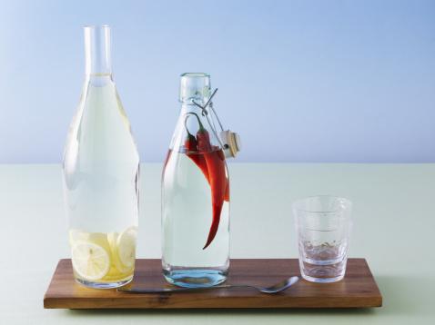 водка от простуды