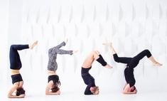 Йога-челлендж: брось вызов себе