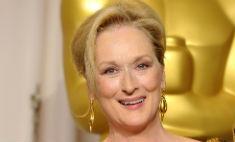 Мерил Стрип: «Железная леди» и мама 4-х детей
