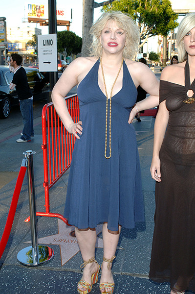 Кортни Лав, 2005 год