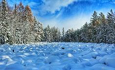 50 оттенков белого снега на Таганае