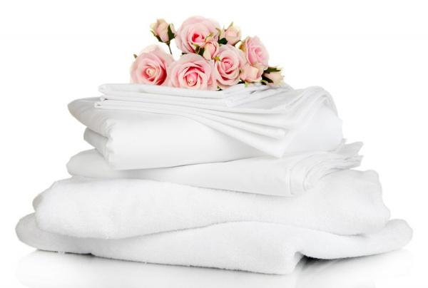 Как отбелить белое белье