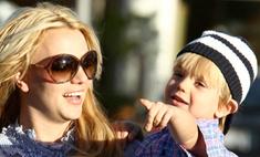 Бритни Спирс не справляется с детьми