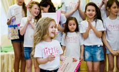 В финал Little Top Model of Russia прошли юные танцовщицы из Перми