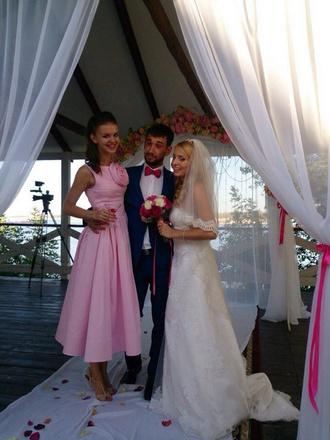 Свадьба пионовая владивосток