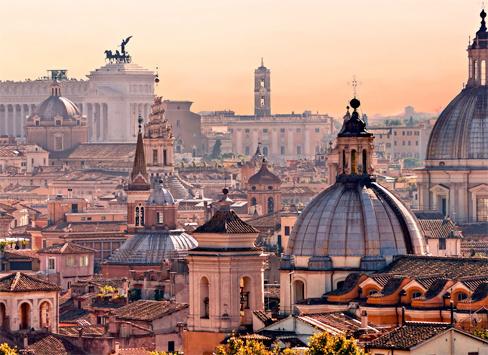 Создайте свой маршрут по Риму