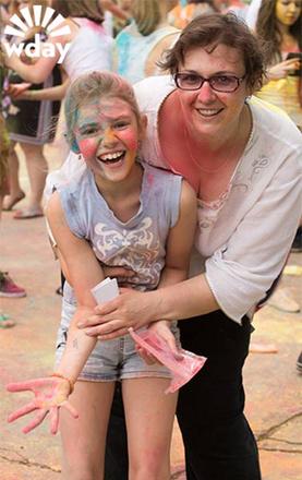 «Фестиваль красок» в Ростове, афиша Ростова, отдых с детьми, семейный отдых, куда сходить, выходные с детьми
