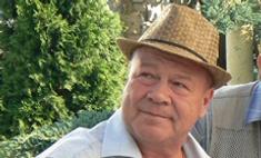 Сергей Селин на съемках в Воронеже: о новых ролях, воспитании детей и пенсии