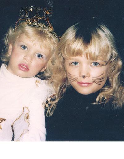 Пэрис Хилтон (Paris Hilton) и Николь Хилтон (Nicole Hilton)