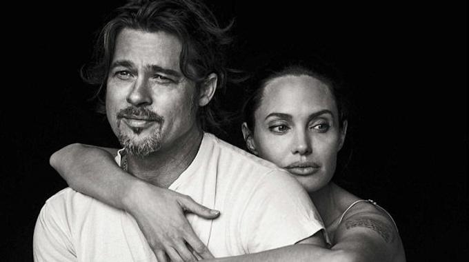 Анджелина Джоли: «Я безрассудна лишь наедине с Брэдом»