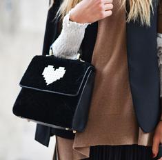 До 2000 рублей: недорогие красивые сумки на зиму