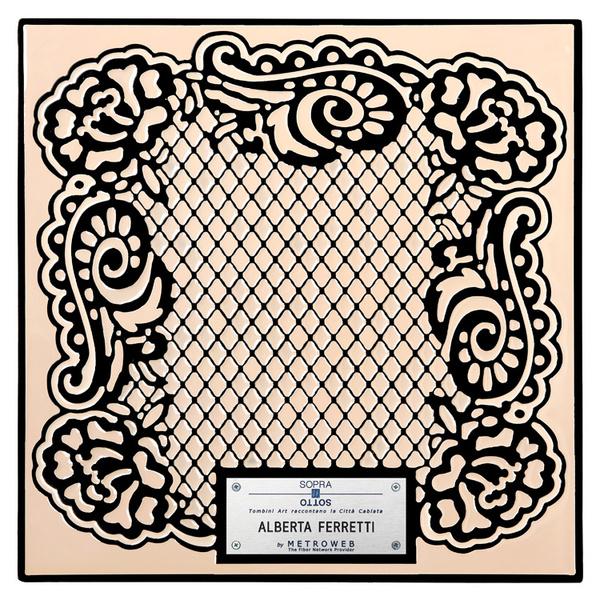 Известные бренды создали декоративные крышки для люков   галерея [1] фото [4]