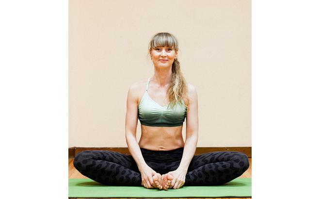 Евгения Кононенко, тенер по йоге, фото