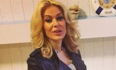 Таня Терешина учится быть мамой