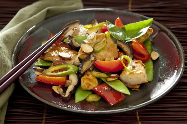 Блюда из шиитаке